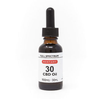 RESTART CBD Full Spectrum 30mg/ml 30mL 900mg