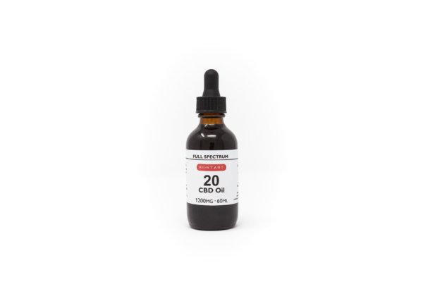 RESTART CBD OIL FULL Spectrum 60ml 1800mg