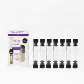 Grav Glass Joint Kit 7 pack unfilled -Restart CBD